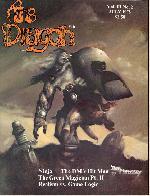 Dragon Magazine Cover Listing - RPGnet RPG Game Index