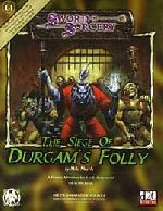 Cover of Siege of Durgam's Folly