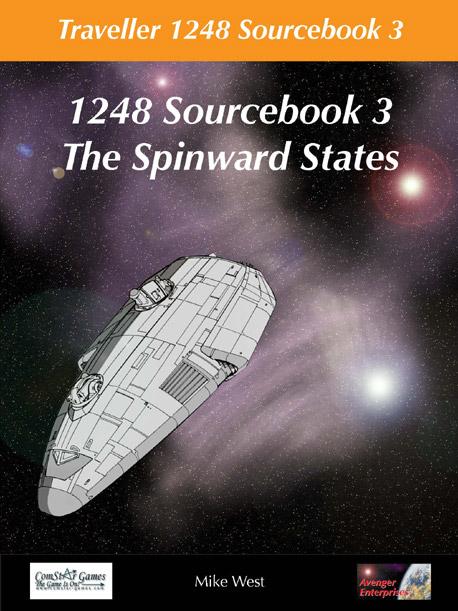 Image - 1248 Sourcebook 3: The Spinward States