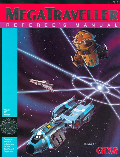 Image - MegaTraveller Referee's Manual