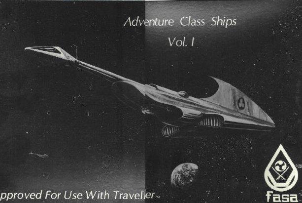 Image - Adventure Class Ships, Volume I