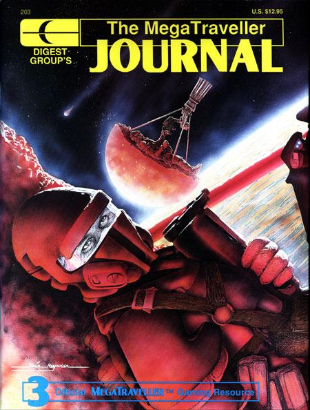 Image - MegaTraveller Journal #3