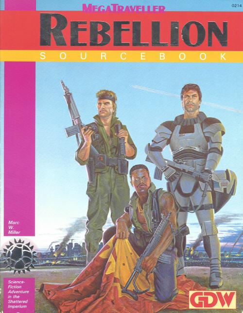 Image - MegaTraveller Rebellion Sourcebook
