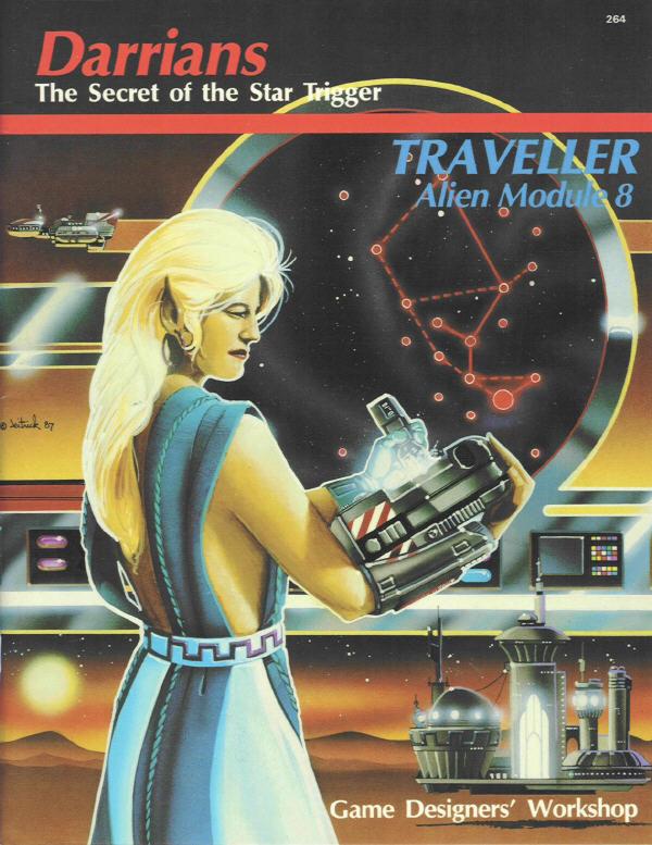 Image - Alien Module 8: Darrians - The Secret of the Star Trigger