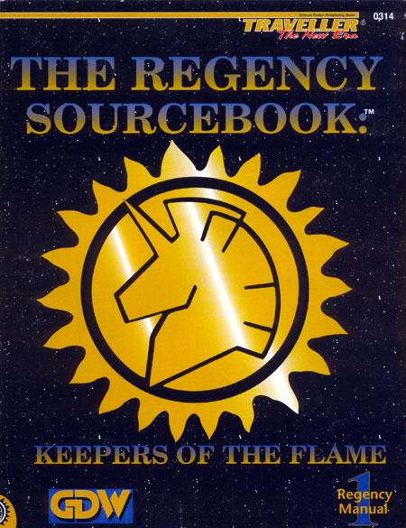 Image - Regency Manual 1: The Regency Sourcebook - Keepers of the Flame