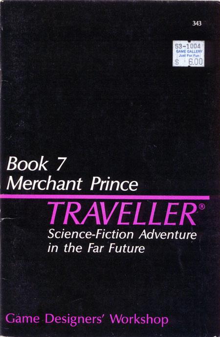 Image - Traveller Book 7: Merchant Prince