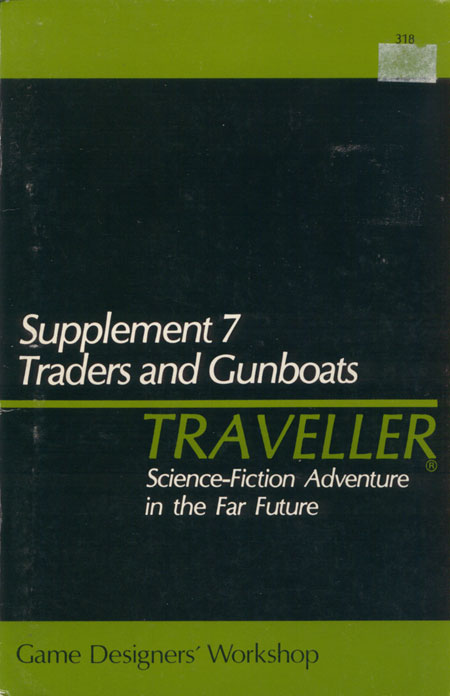 Image - Traveller Supplement 7: Traders and Gunboats