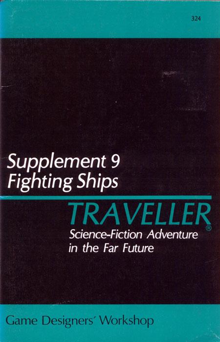 Image - Traveller Supplement 9: Fighting Ships
