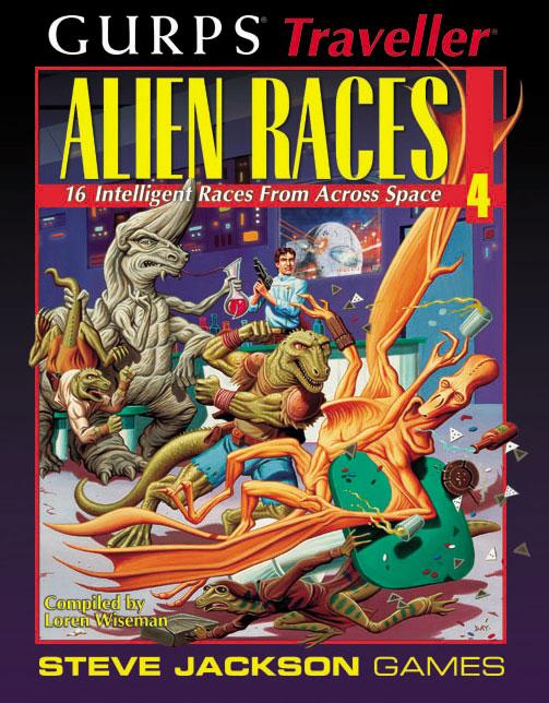 Image - Alien Races 4: 16 Intelligent Races from Across Space
