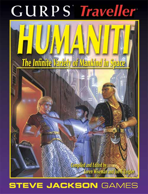 Image - Humaniti: The Infinite Variety of Mankind in Space