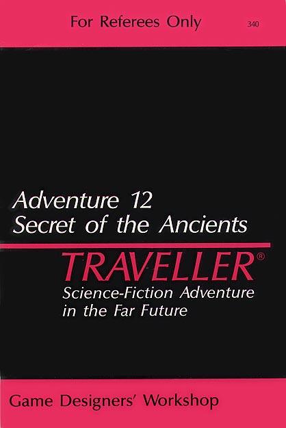 Image - Adventure 12: Secret of the Ancients