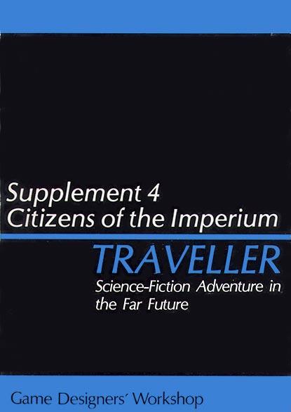 Image - Traveller Supplement 4: Citizens of the Imperium