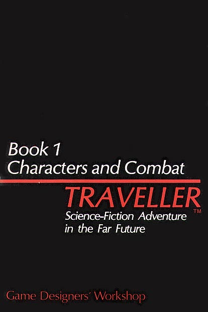 Image - Traveller Book 1: Characters and Combat