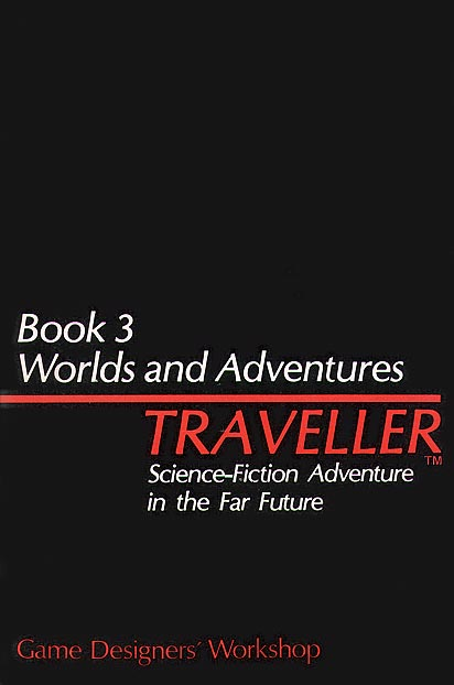 Image - Traveller Book 3: Worlds and Adventures