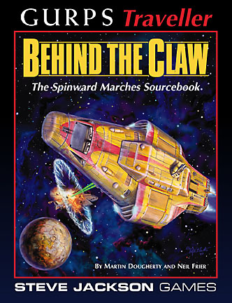 Image - Behind the Claw: The Spinward Marches Sourcebook